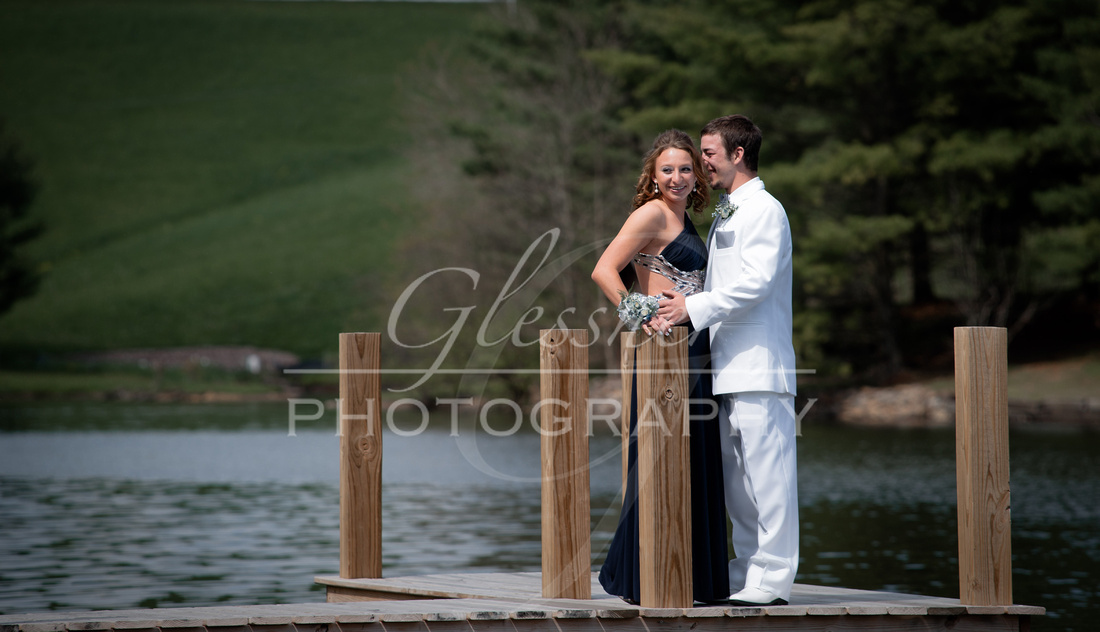 Shanksville High School Prom Photography