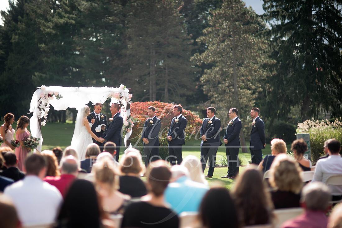 Johnstown PA Wedding Photographers David & Aly 10-6-2018-1128