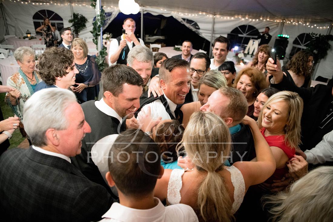 Johnstown PA Wedding Photographers David & Aly 10-6-2018-709