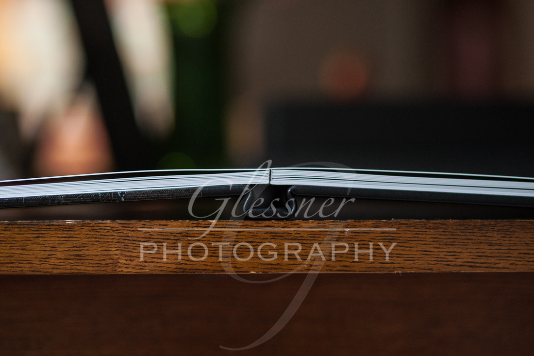 Senior Portrait Albums by Glessner Photography