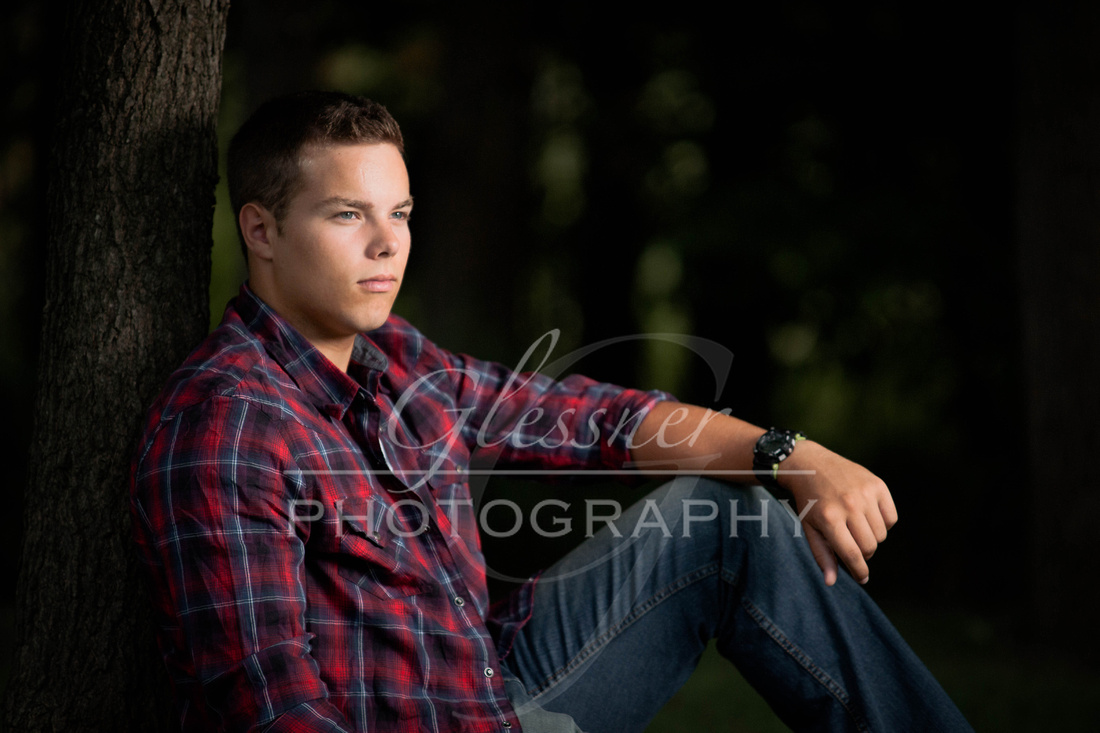Forest Hills Senior Portrait Photographers