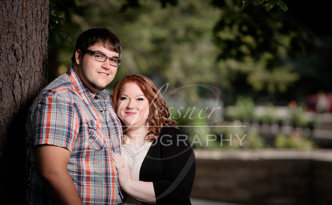 Engagement Photos by Glessner Photography