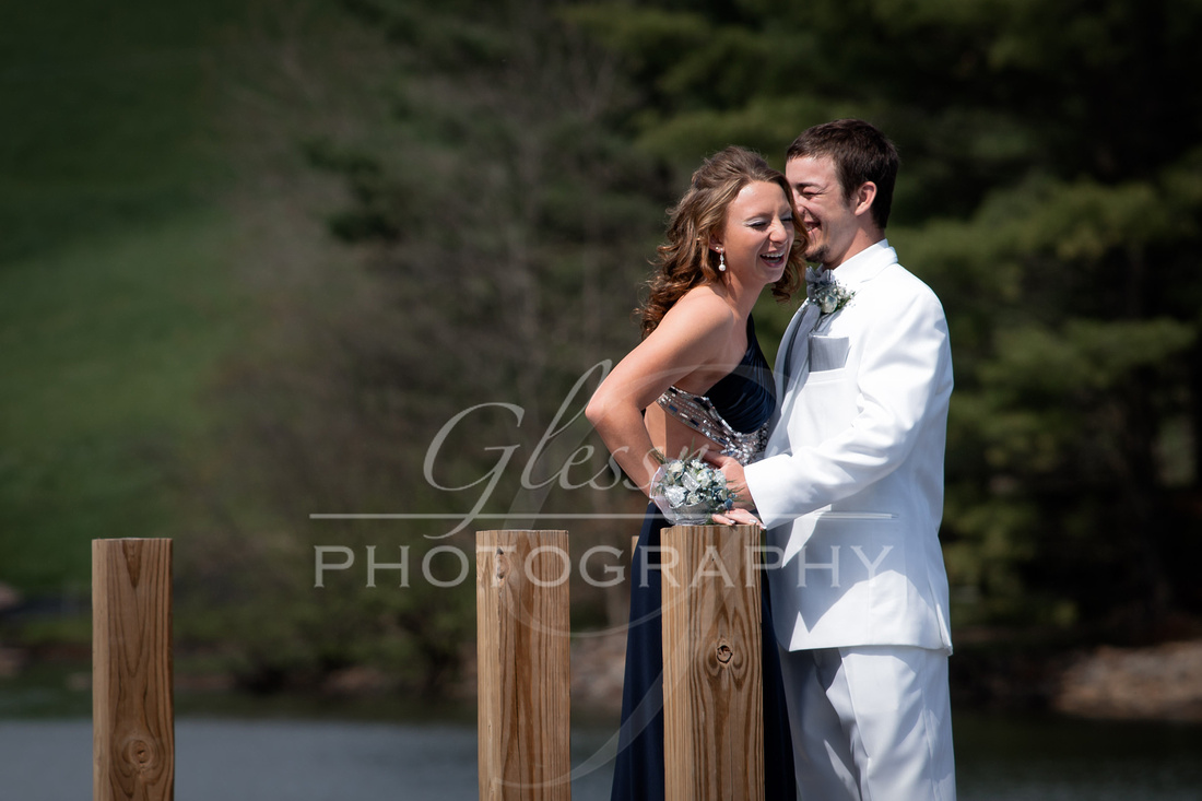 Shanksville High School Prom Photography