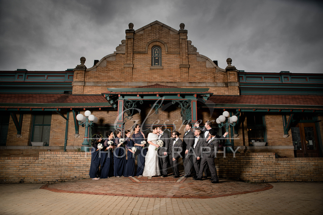 Wedding-Photography-Latrobe-Pa-Desalvo's-Train-Station-118