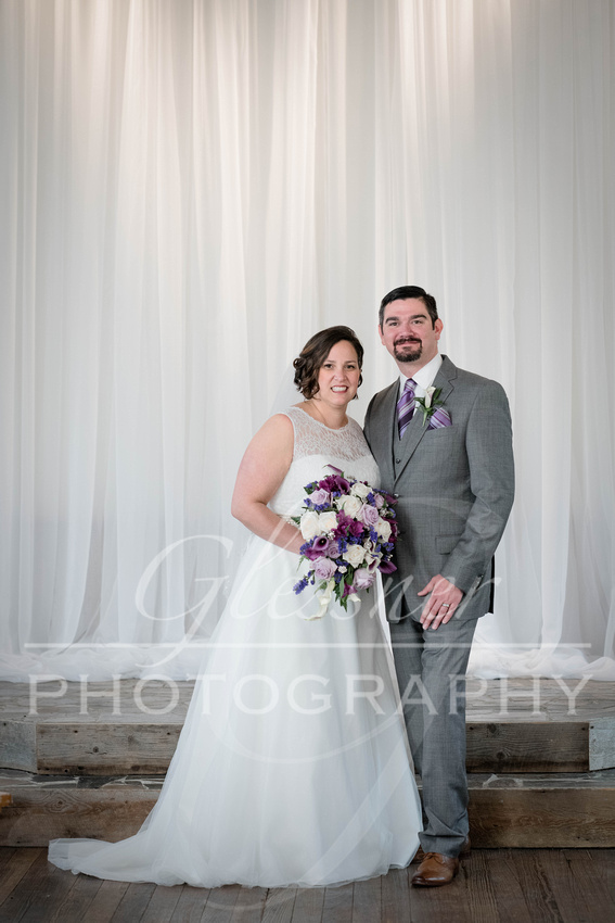Hayloft rockwood wedding